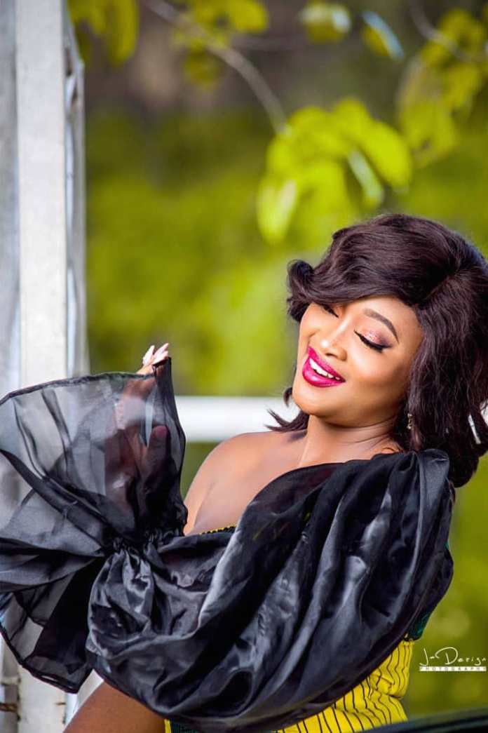 Ex Beauty Queen, Blessing Oche Celebrates Birthday With New Beautiful Photos 1