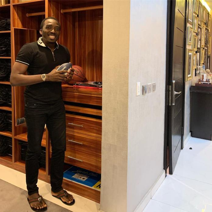 MCM: Bovi Is The Real Multitalented Comedian, Actor And The Man On Fire 4
