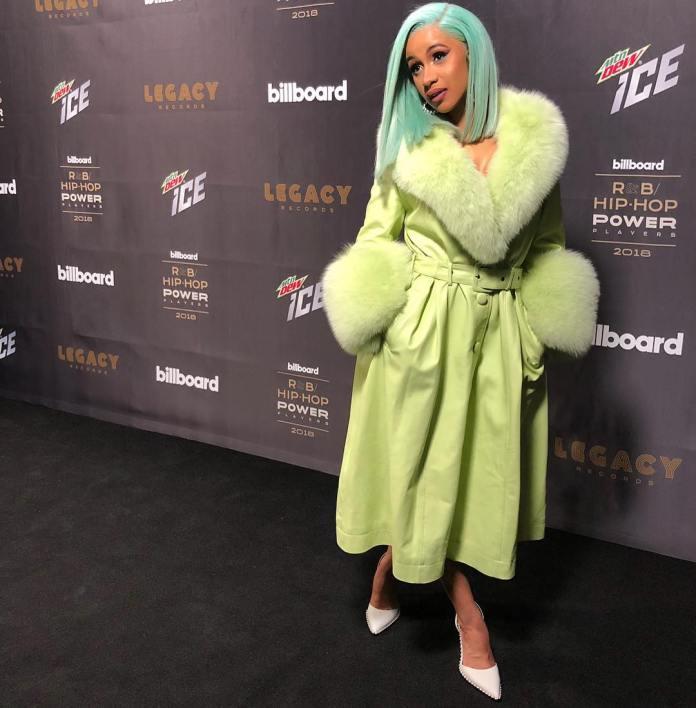 Cardi B Angry Over Rumors That She Will Be Dropping A Nicki Minaj Diss Track 3
