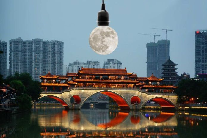 China Reveals Plans To Launch Artificial Moon By 2020 1