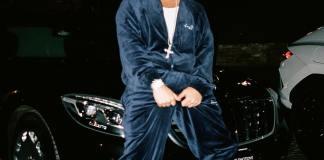 Drake Dresses Like Father For Halloween