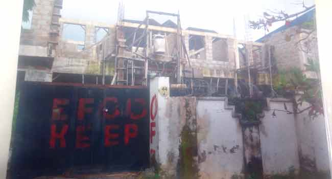 See The Houses Fayose Bought With N1.3billion Laundered Funds - EFCC 6