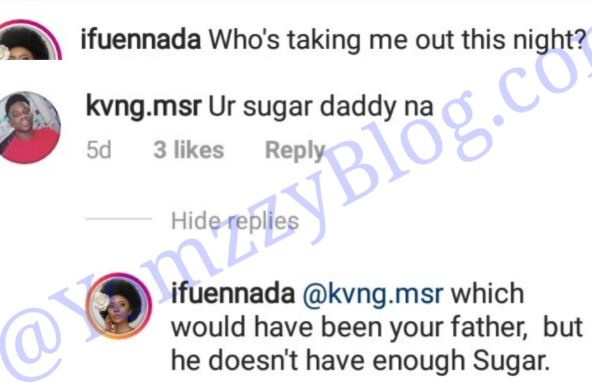 Savaged! Ifu Ennada's Clapback At An Online Troll Is Epic 1