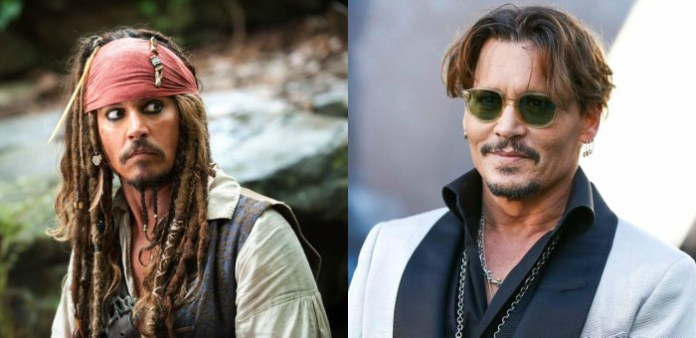 Jack Sparrow! Johnny Depp 'Axed' From Pirates Of The Caribbean 1