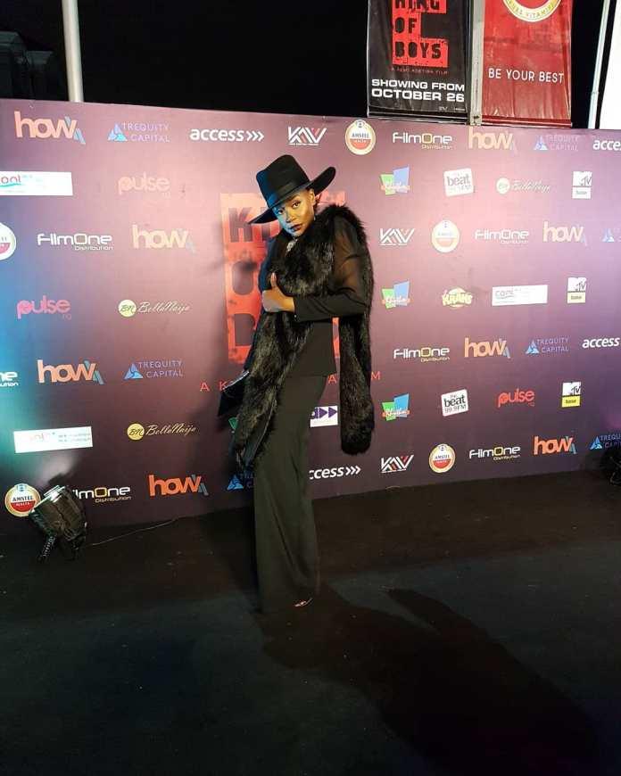 The Insider: Stunning Photos From Kemi Adetiba's 'King Of Boys' Premiere 8