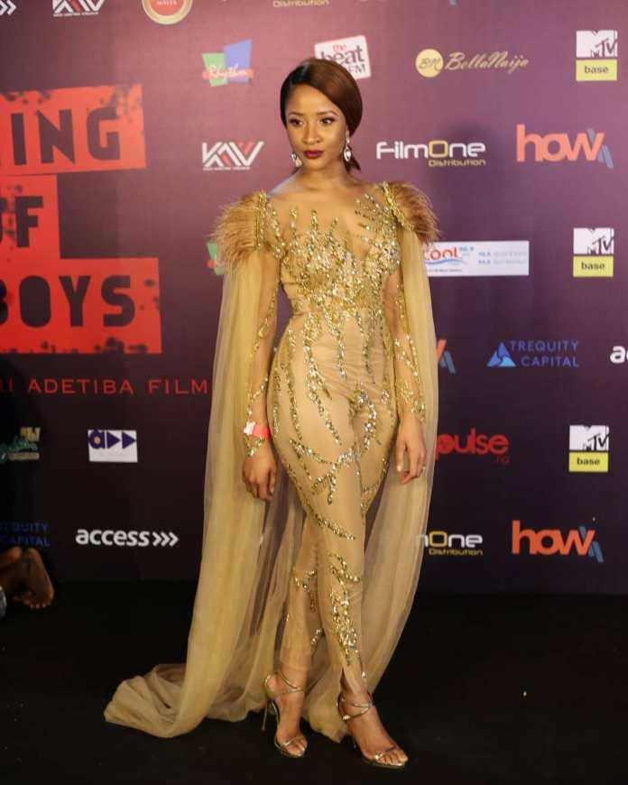 The Insider: Stunning Photos From Kemi Adetiba's 'King Of Boys' Premiere 12