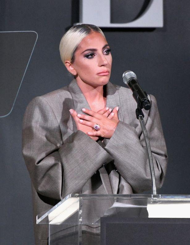 Wedding Bells! Lady GagaConfirms Engagement To Christian Carino 1
