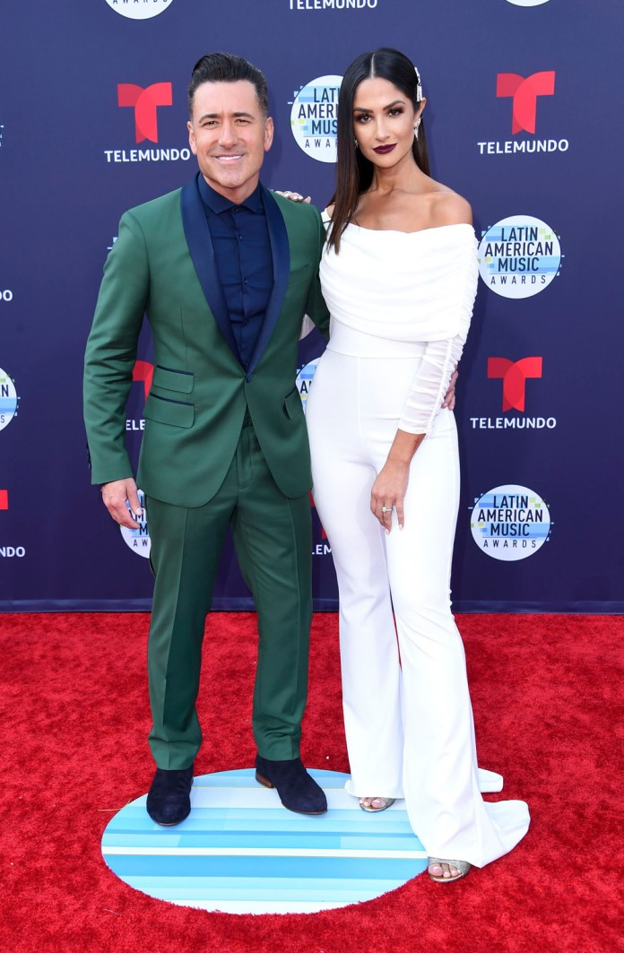 The Insider: Stunning Red Carpet Photos From The 2018 Latin American Music Awards 5