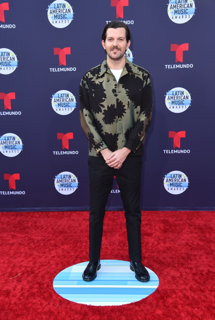 The Insider: Stunning Red Carpet Photos From The 2018 Latin American Music Awards 8