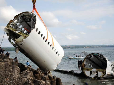 Lion Air Crash: Indonesian Plane Carrying 186And Two Babies Crashes Into Ocean 3