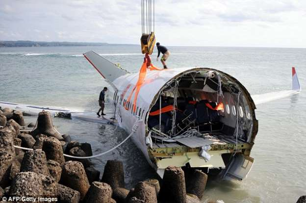 Lion Air Crash: Indonesian Plane Carrying 186And Two Babies Crashes Into Ocean 4