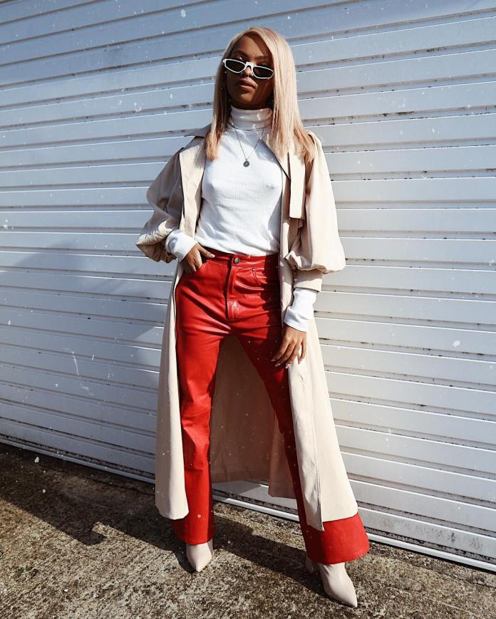 KOKOnista Of The Day: Mpho Lebajoa's Style Is Catchy And Juicy 2