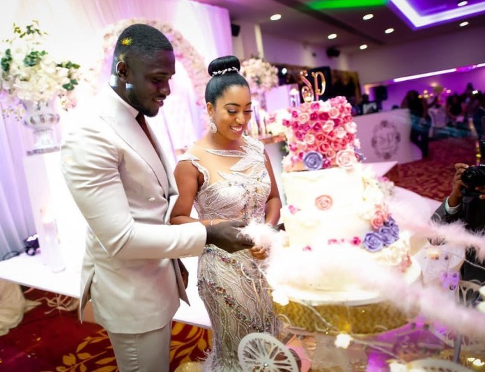 Pastor Oyakhilome's Daughter Holds 2nd Wedding In UK To Honour Her Mom 2