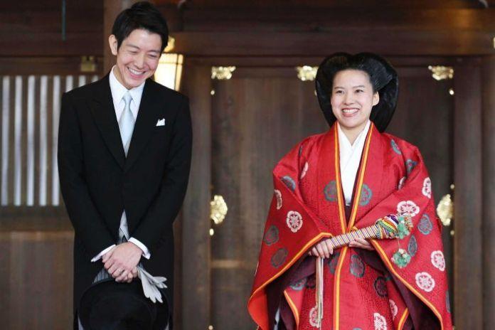 True Love! Japan's Princess Ayako Gives Up Royal Status To Marry Commoner 1