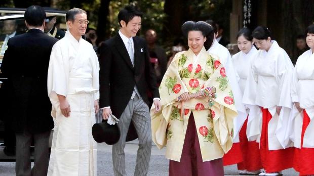 True Love! Japan's Princess Ayako Gives Up Royal Status To Marry Commoner 2