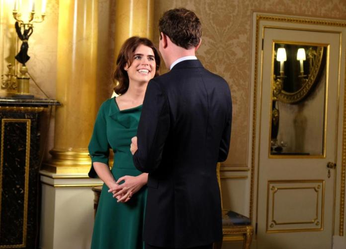 Princess Eugenie And Her Husband Are Expecting Their First Child