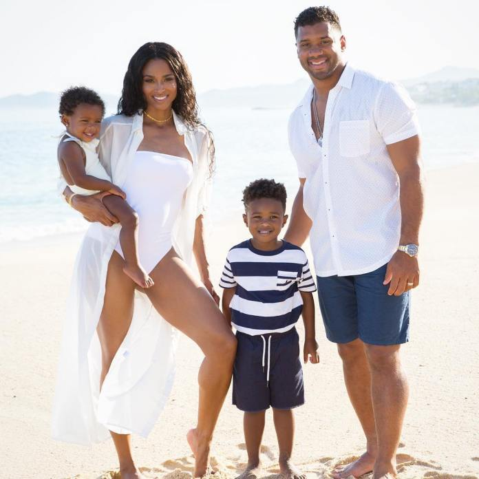 I Am A Better Woman Because Of You - Ciara Wishes Husband Russell Wilson A Happy Birthday 1
