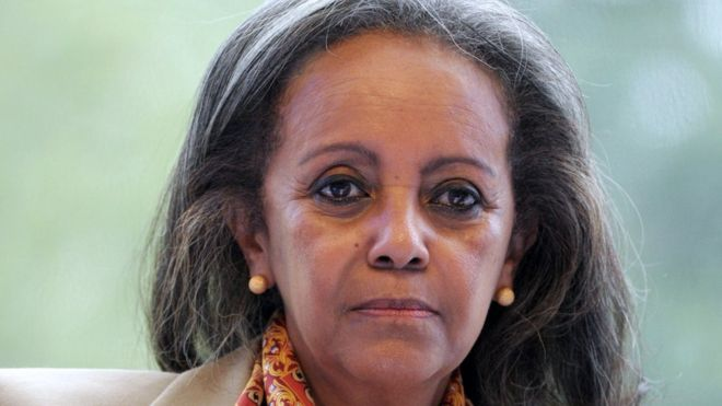 Ethiopia Appoints Sahle-Work Zewde As First Female President 2