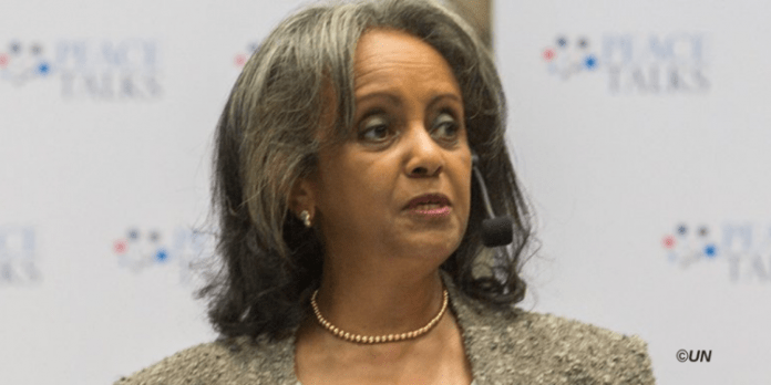 Ethiopia Appoints Sahle-Work Zewde As First Female President 4