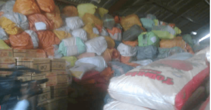 Customs Confiscates Rice & Other Goods Worth N65m 2