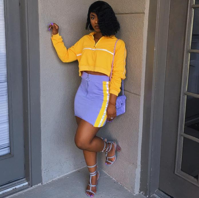 KOKOnista Of The Day: Shakyra Kakes Style Is Chic And Sophisticated 3