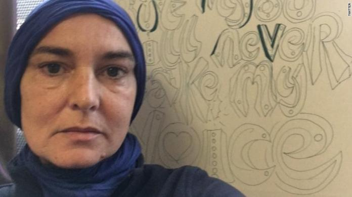 Masha Allah! Singer Sinéad O'Connor Converts To Islam 2