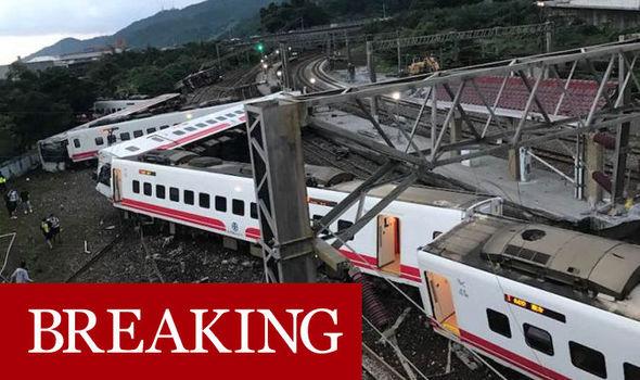 Breaking: 17 Dead, 126 Injured As Train Overturns 3