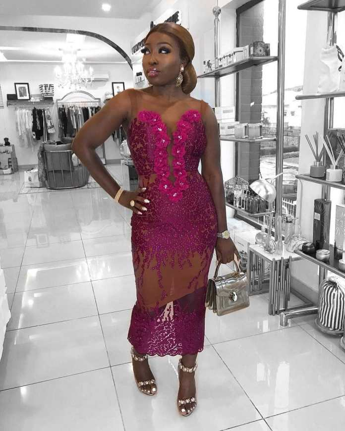 Aso Ebi Style: Unconventional Styles You Will Totally Adore 3