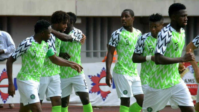 Chukwu Believes Nigeria Has Everything To Qualify For AFCON 2019 4