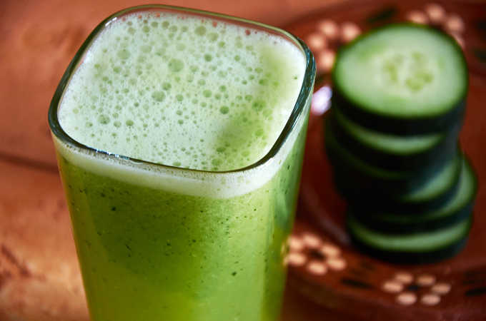 Five Unknown Health Benefits Of Cucumber Water 4