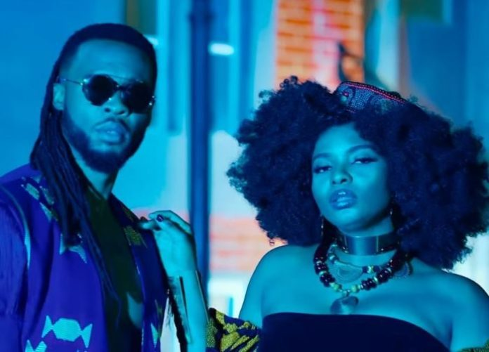 Twitter Fans Not Feeling Flavour & Yemi Alade New Song, Calls It Akamu 3