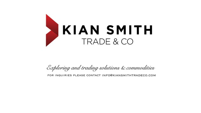 Kian Smith Trade & Co To Build Gold Refinery In Nigeria By 2019 2