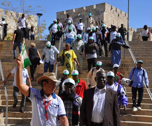 NCPC Begins Pilgrimage 2018 Plan To Israel On November 24 1