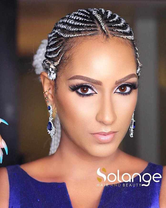 Celebrity Beauty Of The Day: Juliet Ibrahim Looks Flawless In New Makeup Photo 1