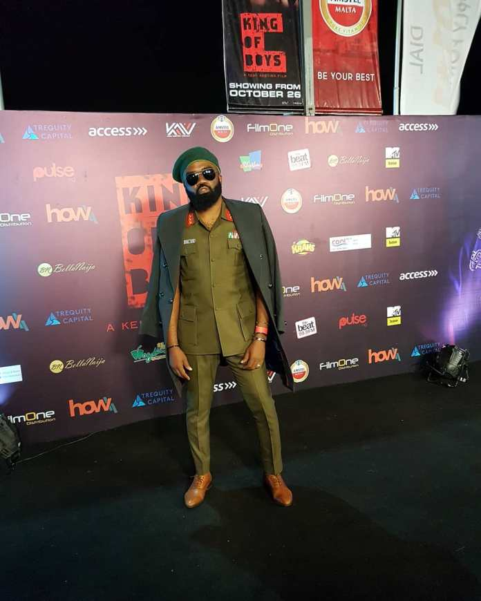 The Insider: Stunning Photos From Kemi Adetiba's 'King Of Boys' Premiere 10