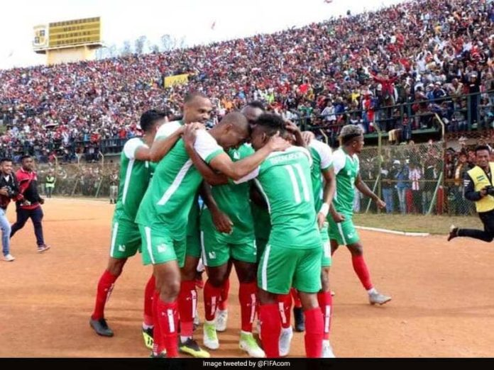 Just In: Madagascar Qualifies For Africa Cup of Nations 2