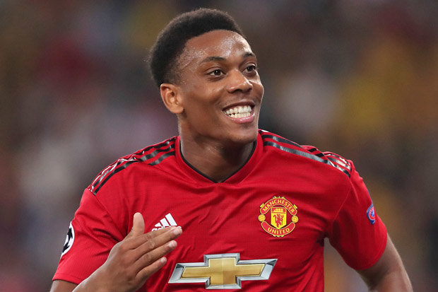 Anthony Martial Rejects New Manchester United Contract 1