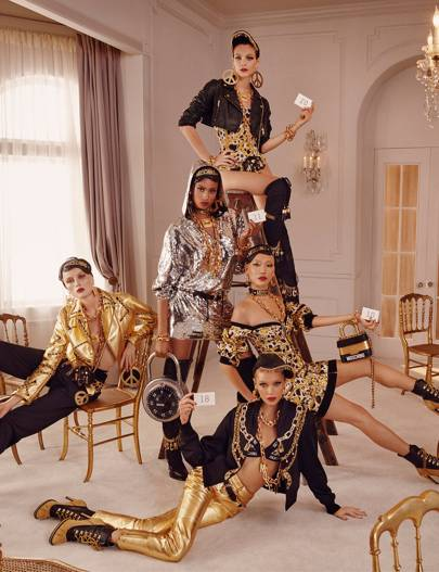 Exclusive First Look At The Moschino And H&M Fashion Collections 5
