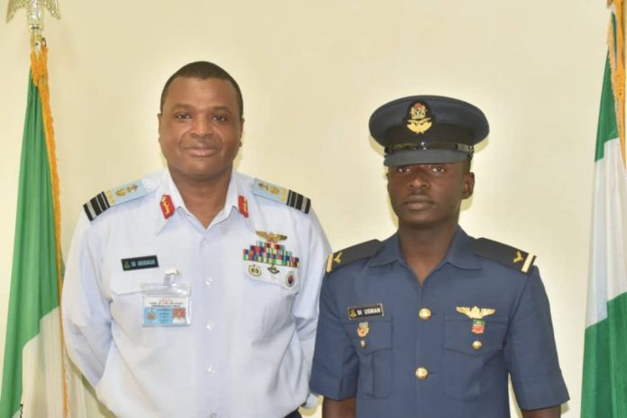 Nigerian Air Force Wings It's 91st Combat Pilot In Three Years 2