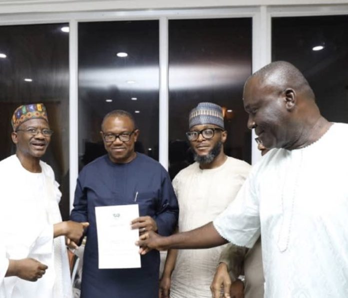 The Race Is On! Peter Obi Seeks South-East PDP Leaders' Support 1