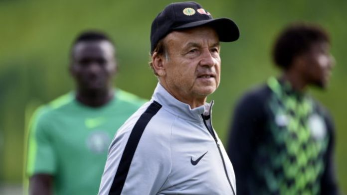 I Can't Promise Nigerians To Lift The 2019 AFCON In Cameroon - Rohr 1