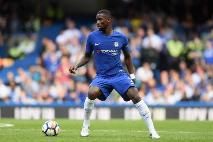 """#Racism: Antonio Rudiger Says """"I Share Same Fate"""" With Raheem Sterling 3"""