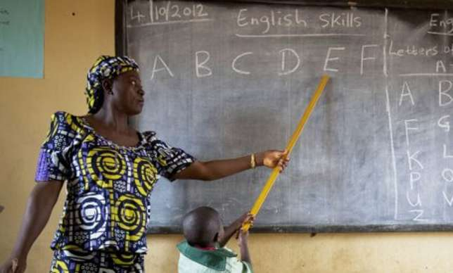 By 2019 Only Qualified Teacher Will Be In Class Rooms - FG 1