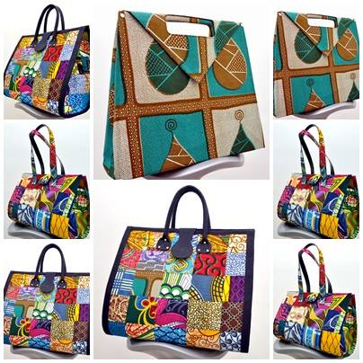 Ankara Style: Trending Colourful Bag Designs That Will Make Your Friends Green With Envy 8