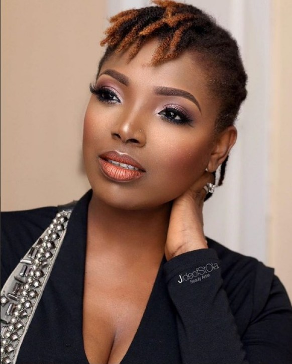I Am Not A Feminist And I Don't Believe Women Are Kings - Annie Idibia 1