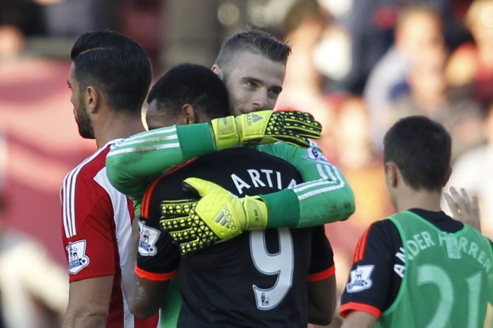 Red Devils! This Is The Reason David De Gea And Anthony Martial Won't Sign New Manchester United Contract 3