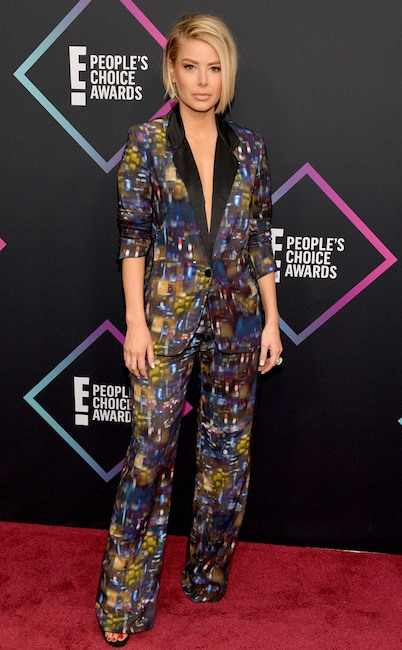 2018 People's Choice Award: See The Best Dressed Celebrities On The Red Carpet 7