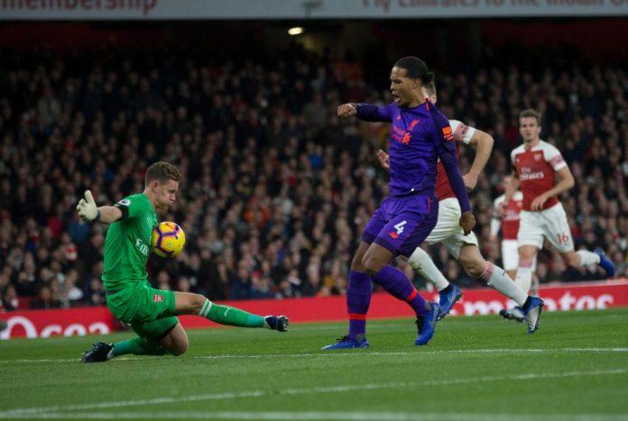 Arsenal 1 Liverpool 1: Alexandre Lacazette Wonder Strike Earn Gunners A Point After James Milner's Opener 4
