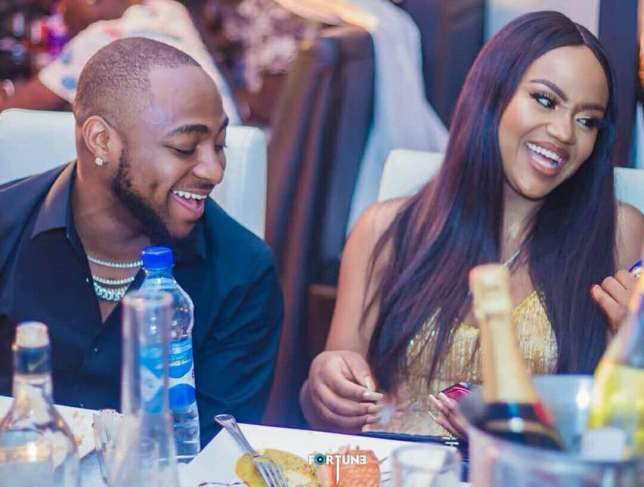 Davido's Girlfriend Chioma Rowland Is Not A Chef - Kemi Olunloyo blows Hot 1