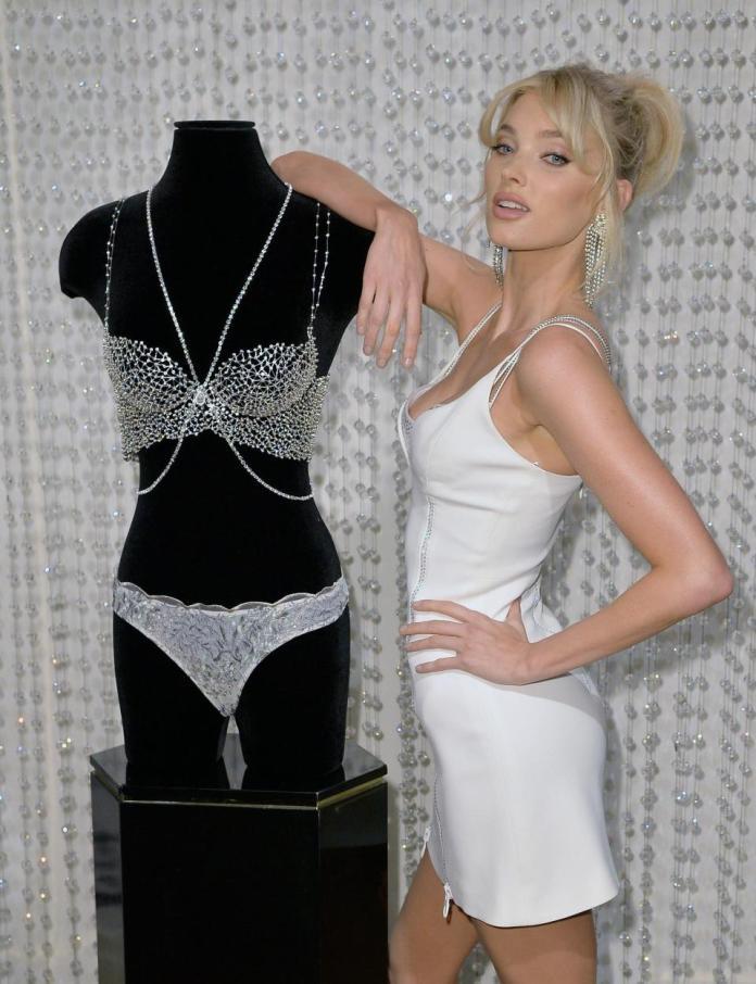 Here's Victoria's Secret₦350m Fantasy Bra – It Has 2,100 Swarovski Diamonds And Took 6 Weeks To Make 2
